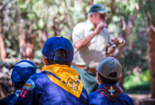 Scouts and Other Groups